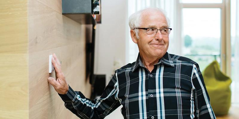Smartes und altersgerechtes Wohnen