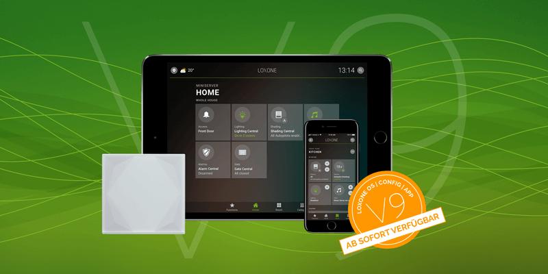 Loxone App Version 9 – ALLES NEU(N)