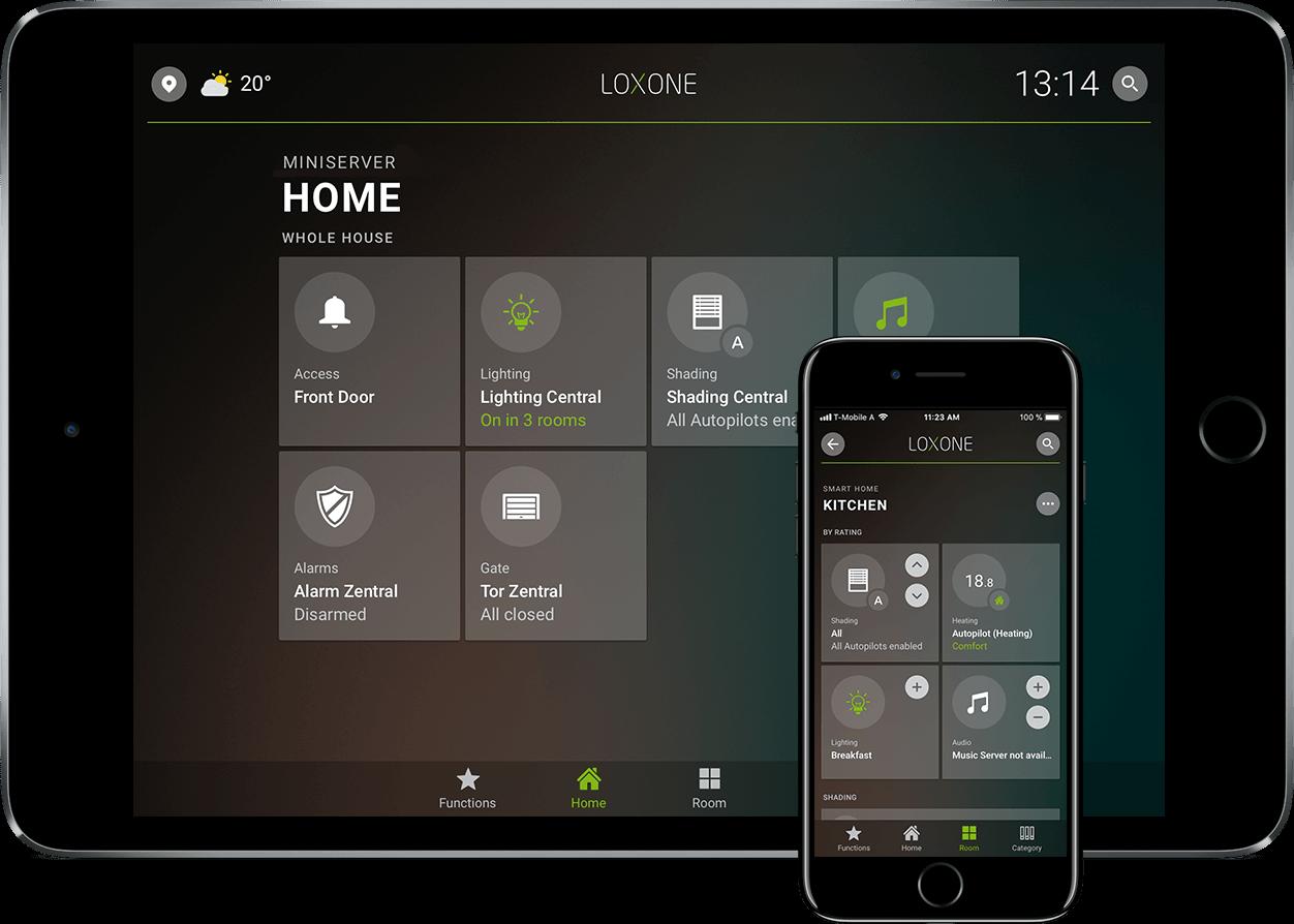 Brandneues App Design